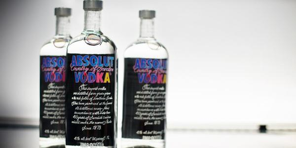 ABSOLUT uvádza limitku Andy Warhol Edition