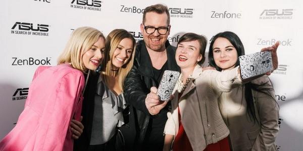 """ASUS – etablovaný aj vo """"fashion"""" svete"""